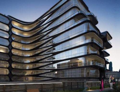 ESCC Provides Leading-Edge Integrated Security and Communications Systems at Zaha Hadid's 520 West 28th Street, NYC